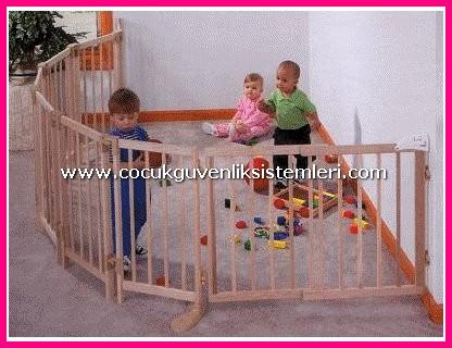 Çocuk güvenli oyun alanı