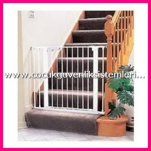 Ocuk merdiven g venlik kap lar ocuk g venlik sistemleri - Proteccion escaleras para ninos ...
