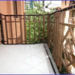 çocuk için balkon güvenliği filesi