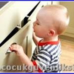 çocuk güvenlik çekmece