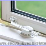çocuk güvenlik aparatları pencere
