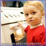 çocuk mutfak güvenlik ürünleri