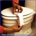 çocuk tuvalet güvenlik