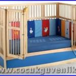 çocuklar için yatak güvenlik ürünleri internet satışı