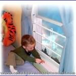 küçük çocuk pencere güvenliği