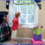 pencere çocuk güvenlik