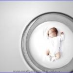 yatak odasında bebek güvenliği