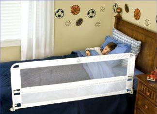 çocuk güvenlik yatak kenarı